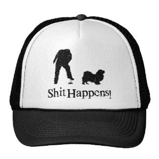 Tibetan Spaniel Trucker Hat