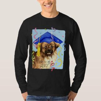 Tibetan Spaniel Graduate T-Shirt