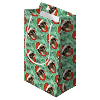 Tibetan Spaniel Small Gift Bag