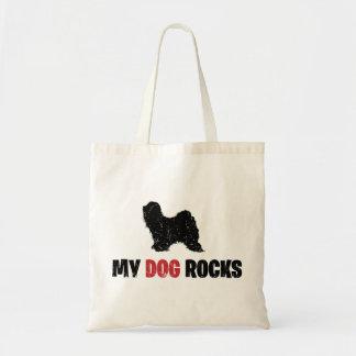 Tibetan Terrier Budget Tote Bag