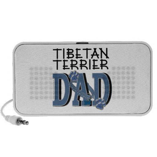 Tibetan Terrier DAD Mini Speakers