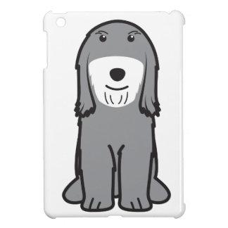 Tibetan Terrier Dog Cartoon iPad Mini Case