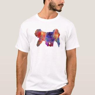 Tibetan Terrier in watercolor T-Shirt
