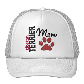 Tibetan Terrier Mom 2 Trucker Hat