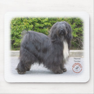 Tibetan Terrier Mouse Pad