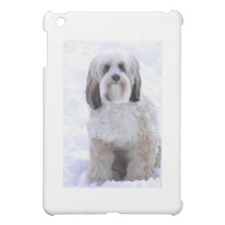 Tibetan Terrier Sable and White Cover For The iPad Mini