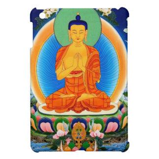 Tibetan Thangka Prabhutaratna Buddha iPad Mini Cover