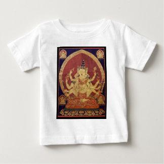 Tibetan Thanka of Guhyasamaja Akshobhyavajra Baby T-Shirt