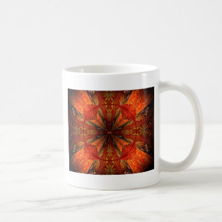 Tibetan Trumpet Vine Coffee Mug