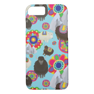 tibetan yaks iPhone 8/7 case
