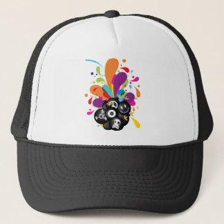 Tic_Tac_Bomb Trucker Hat