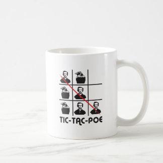 TIC-TAC-POE COFFEE MUG