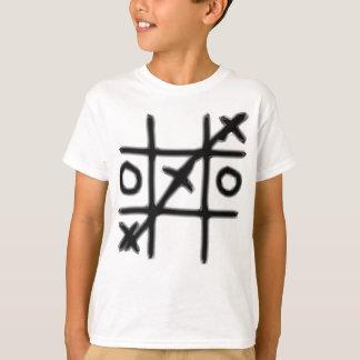 Tic Tac Toe - 3 in a Row T-Shirt