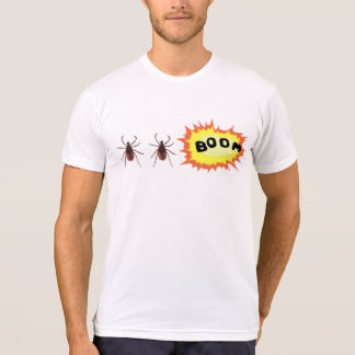 Tick Tick Boom Men's T-Shirt Pun Collection