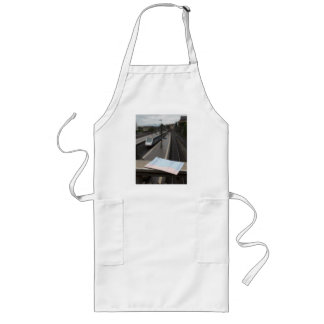 Ticket to Anywhere Long Apron