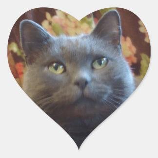 Tickles Heart Sticker
