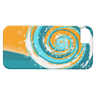 Tidal Wave iPhone 5 Cover