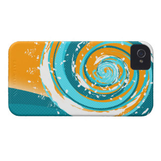 Tidal Wave iPhone 4 Case