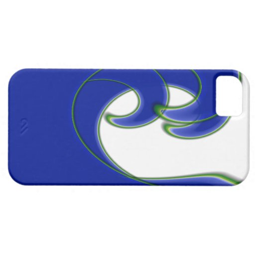 Tidal Wave iPhone 5 Case