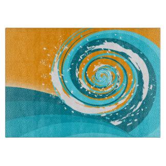 Tidal Wave Cutting Boards