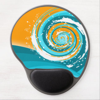 Tidal Wave Gel Mousepads
