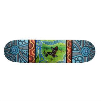 Tiddalick The Frog Skateboard