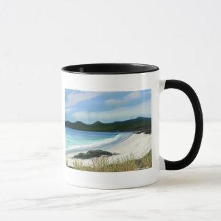 Tide comes in mug