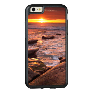 Tide pools at sunset, California OtterBox iPhone 6/6s Plus Case