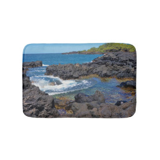 Tide Pools at the End of the World Bath Mat