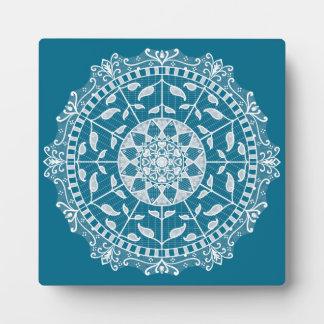 Tidepool Mandala Plaque