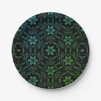 Tidepool Paper Plate
