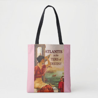 Tides of Destiny Tote Bag