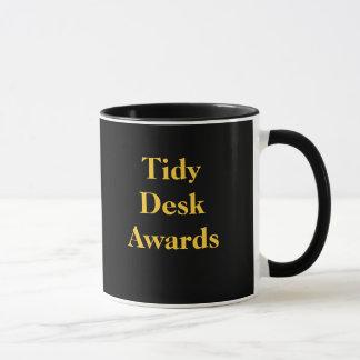 Tidy Desk Awards Cruel Funny CoWorker Joke Mug