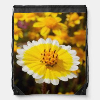 Tidy Tip Wildflowers Rucksack