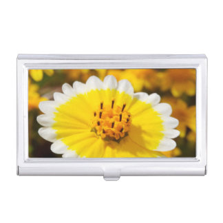 Tidy Tip Wildflowers Business Card Case