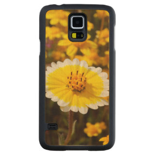 Tidy Tip Wildflowers Maple Galaxy S5 Slim Case