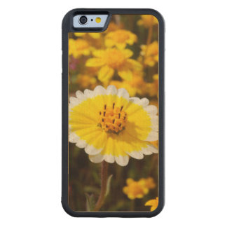 Tidy Tip Wildflowers Maple iPhone 6 Bumper Case