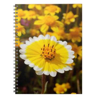 Tidy Tip Wildflowers Notebook