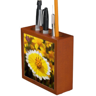 Tidy Tip Wildflowers Pencil/Pen Holder