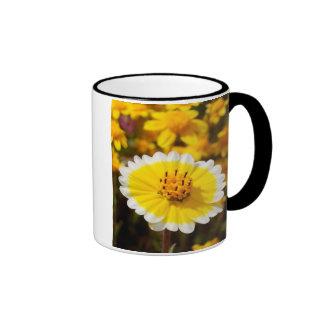 Tidy Tip Wildflowers Ringer Mug