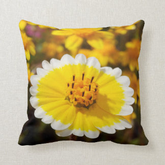 Tidy Tip Wildflowers Throw Cushion