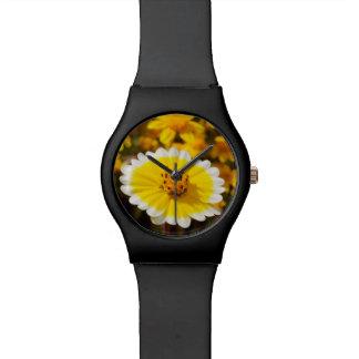 Tidy Tip Wildflowers Wrist Watch