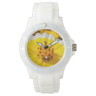 Tidy Tip Wildflowers Wrist Watches