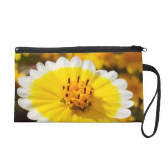Tidy Tip Wildflowers Wristlet Clutch