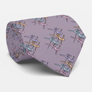Tie #1 Fan - Pastel Colors lanender