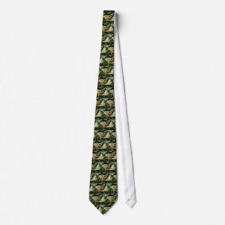 Tie: Abel Found by Adam & Eve Tie