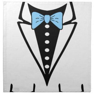 tie design for kids napkin