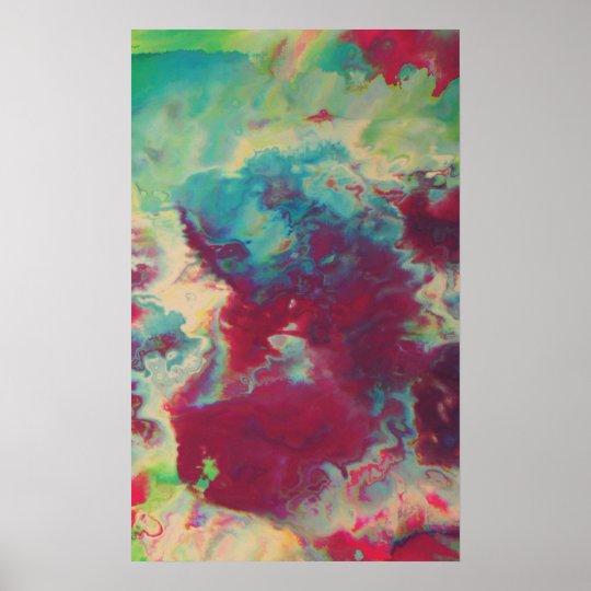 Tie-Dye #3 Poster