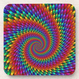 Tie Dye Basic Coaster