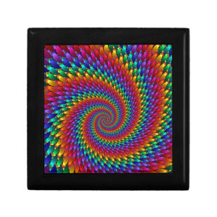 Tie Dye Basic Gift Box